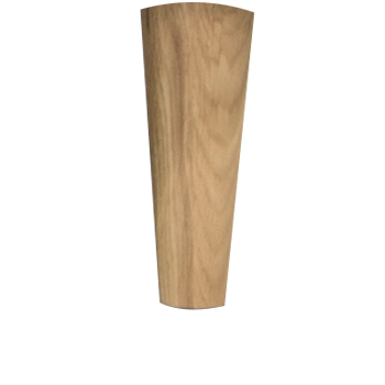 Straight Oak - Natural Oak
