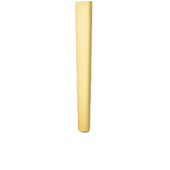 Straight Tapered Metal - Brass